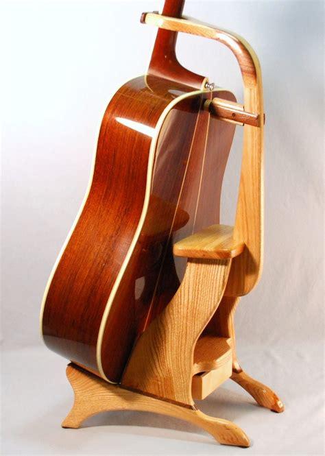 walnutcherry guitar stand guitar stand wooden guitar