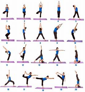 Yoga Poses For Beginners Pictures - Work Out Picture Media ...