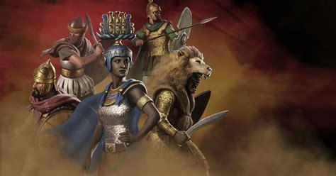 total war rome  celebrates ancient rulers
