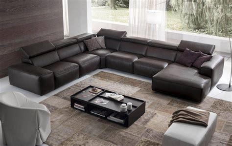 Divani Leather Sofa by Top 15 Of Divani Chateau D Ax Leather Sofas
