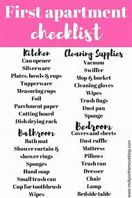 Best 25+ ideas about Apartment Checklist | Find what you\'ll love