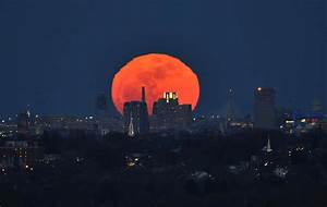 The Closest Supermoon Since 1948 Is About To Occur