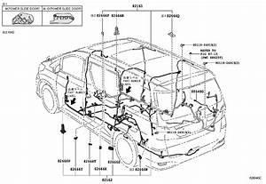 Toyota Alphard Vellfire Hvanh20r-prxsk
