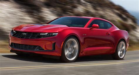 2021 Chevrolet Camaro Getting Minor Updates, Here's What ...