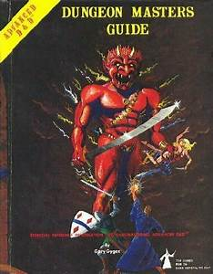 Advanced Dungeons And Dragons By Gary Gygax