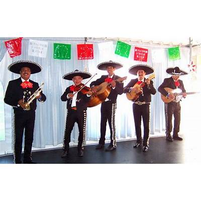Image Gallery Mariachi Band