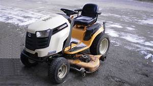 2009 Cub Cadet Sltx 1054 Lawn  U0026 Garden And Commercial Mowing