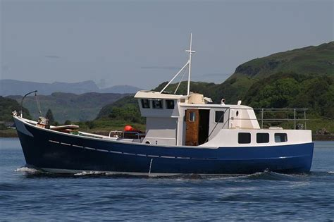 Trawler Fishing Boats For Sale by Small Fishing Trawler Trawler Boat R J Prior Trawler
