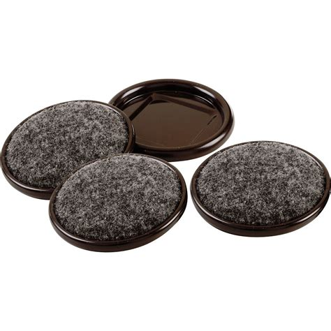 shepherd hardware 2 inch round carpet base cup the home
