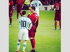 Bromance video! Are Cristiano Ronaldo & Lionel Messi good