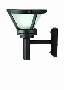 Applique Exterieur Solaire : applique solaire puissante bt1 323 lumens eclairage ~ Dode.kayakingforconservation.com Idées de Décoration