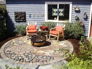 Patios - Eclectic - Patio - seattle - by WEdesign Inc