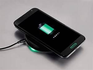 Samsung Galaxy S5 Kabellos Aufladen : smartphone ladeger t mit qi technologie von hama ~ Markanthonyermac.com Haus und Dekorationen