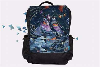 Backpacks Backpack Forfansbyfans Flap Queen Ampersand