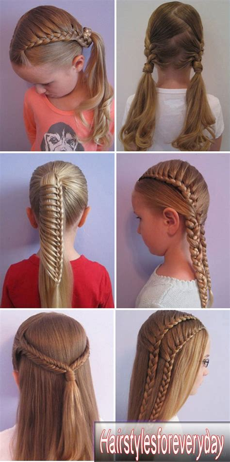17 best ideas about simple hairstyles for school on
