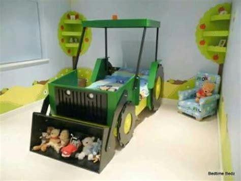 Kinderzimmer Traktor by 36 Besten Traktorbetten Tractor Bed Bilder Auf