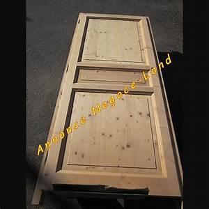 Neuf lot de porte dinterieur en pin sapin massif chene for Porte de garage avec porte en pin massif