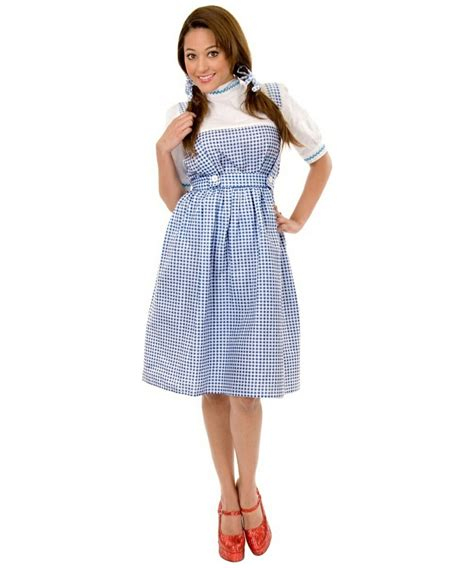 dorothy dothy adult plus size costume women movie costumes