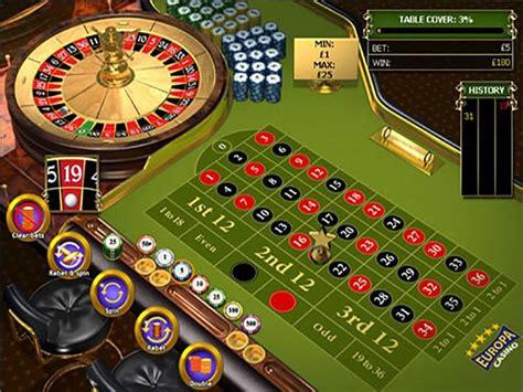 Europa Casino Review , Bonus And Download For Sa 2018