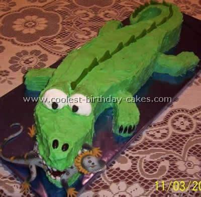 crocodile birthday cake template coolest crocodile cake photos web s largest birthday cake photo gallery
