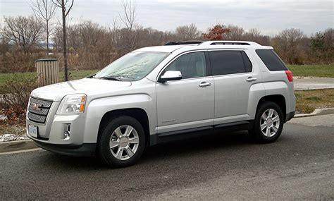 Gmc Picture by Test Drive 2010 Gmc Terrain