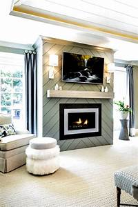 Looking Modern Fireplace Ideas  Check This Collection Of Best Contemporary Gas Fireplace Designs