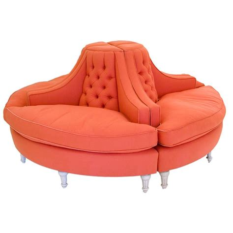 Circle Loveseat by 25 Best Ideas About Sofa On Oversized