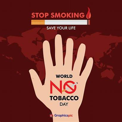 Tobacco Vector Smoking Stop Illustration Map Graphics