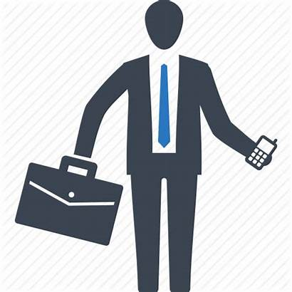 Icon Office Transparent Businessman Business Employee Icons