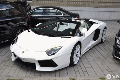 lamborghini aventador lp700 4 roadster 30 august 2016 autogespot