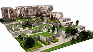 Cohousing Residential Project In Sancak District