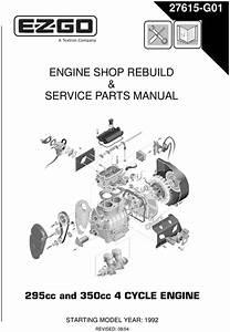 Free Robin Ex13 17 21 27 Engine Service Manual Download  U2013 Best Repair Manual Download