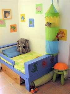 Lit Enfant 4 Ans : deco chambre garcon 2 ans ~ Teatrodelosmanantiales.com Idées de Décoration