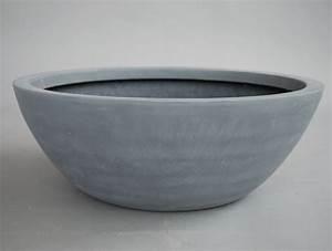 Holzplatte Rund 100 Cm : pflanzk bel pflanzschale fiberglas d46xh16cm grau ~ Bigdaddyawards.com Haus und Dekorationen