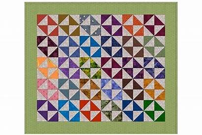 Quilt Pattern Broken Dishes Janet Wickell
