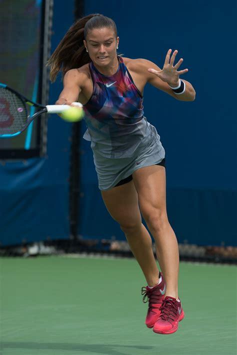 Maria Sakkari_39 | The ladies of the 2017 US Open ...
