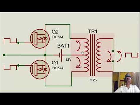 Inverter Circuit Design Part Covering Basic Function