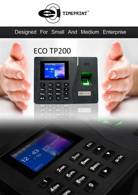 fingerprint time clock machine office supplier flexxo kuching
