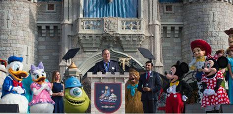Walt Disney World Resort Celebrates 45th Anniversary to ...