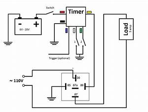 time off delay circuit timersshop With time relay circuit