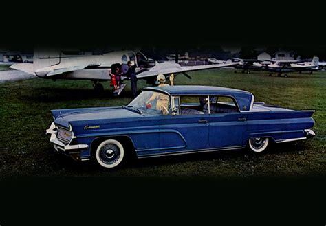Lincoln Continental Mark IV Sedan 1959 wallpapers