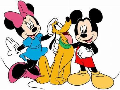 Disney Mickey Minnie Clipart Clip Friend Mouse