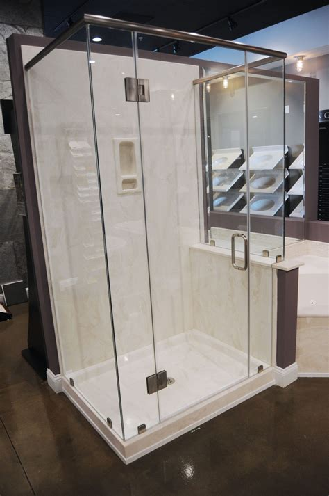 wall shower cultured marble majestic kitchen bath