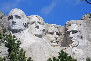 The Traveling Giraffe: Mount Rushmore And All The ...