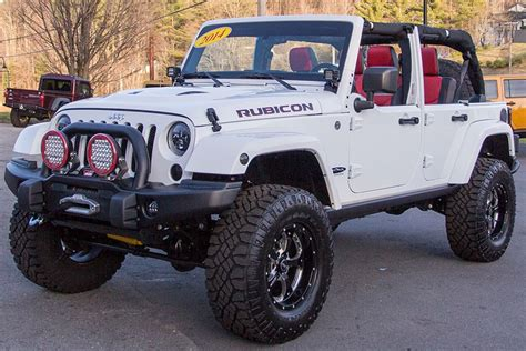 jeep rubicon white 4 door 2014 jeep wrangler rubicon white
