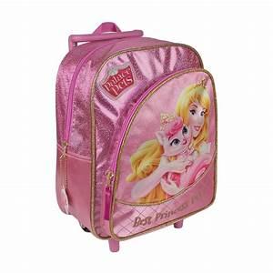 disney princesse trolley sac a dos cartable pour With affiche chambre bébé avec sac à dos fleuri