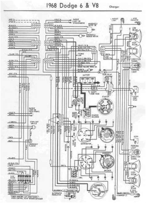 Charger Electrical Wiring Diagram Dodge