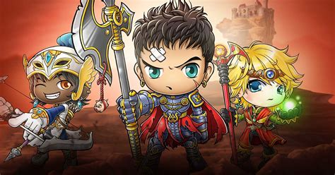 Maple Story Is The Only Free To Play Top Anime In Steam Maplestory Play Now