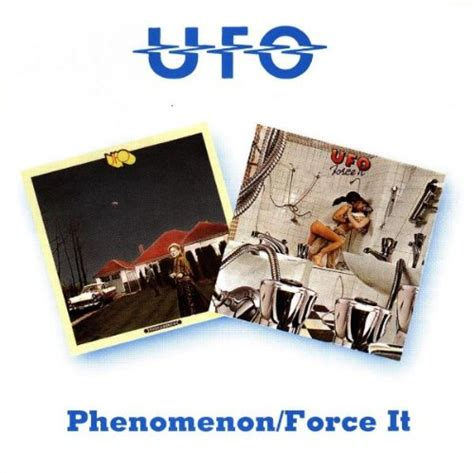 Ufo Force It Cd Covers