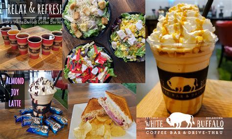 Weatherford la quinta by wyndham weatherford ok hotel. White Buffalo Coffee Bar Delivery • Order Online • Lawton (2413 NW Cache Rd) • Postmates